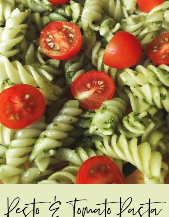 Pesto & Tomato Pasta